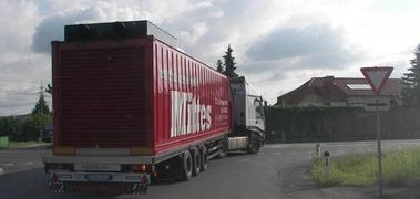 Mobiles Mietaggregat 800 KVA