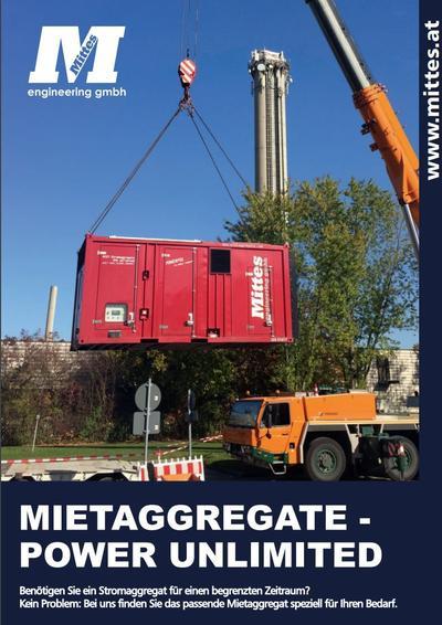 Unsere Mietaggregate // PDF